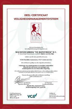 pdf Certificaat VCA-2131-1B Rijnstreek