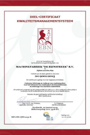 pdf certificaat ISO-2131-B-Rijnstreek